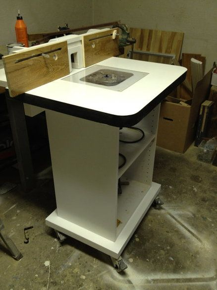 Router table Made Easy