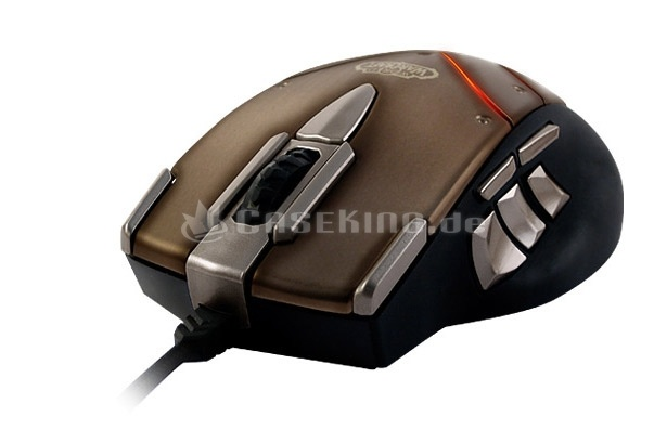 SteelSeries World of Warcraft Cataclysm Gaming Mouse