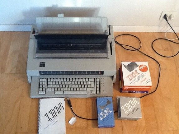 IBM skrivemaskin - FINN Torget