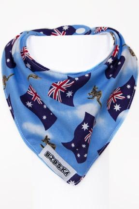 Aussie Baby Bibska Bibs