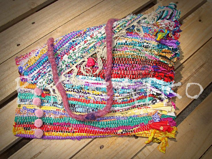 "katerina on Twitter: ""#handmade #bykaiko #kourelou #patchwork #pompoms #bag #hipie #boho #summerlook #trendy #fashion #bohemian #allday https://t.co/tt3URYXyt7"""