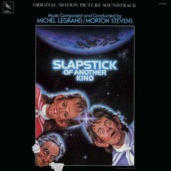 Michel Legrand / Morton Stevens - Slapstick Of Another Kind (Original Motion Picture Soundtrack): buy LP at Discogs