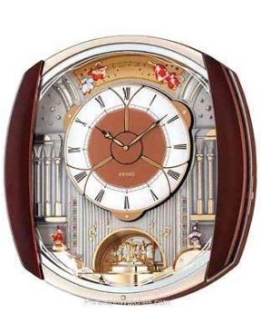 69 Best Images About Seiko Wall Clocks On Pinterest