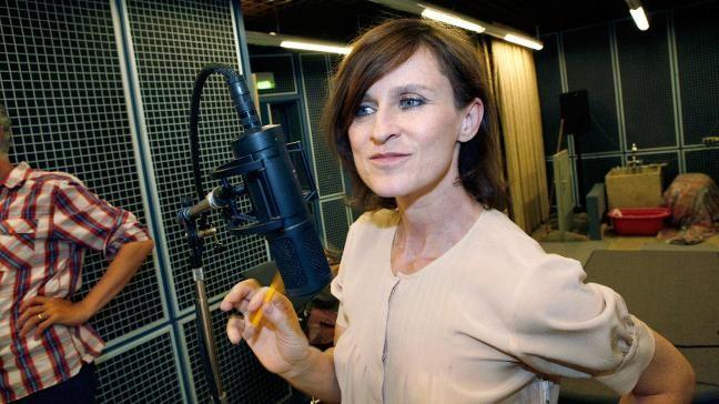 Sophie Rois als Kathrin