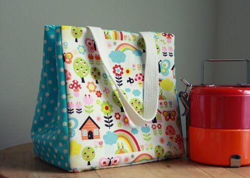 Patrones para bolsas de tela - Imagui