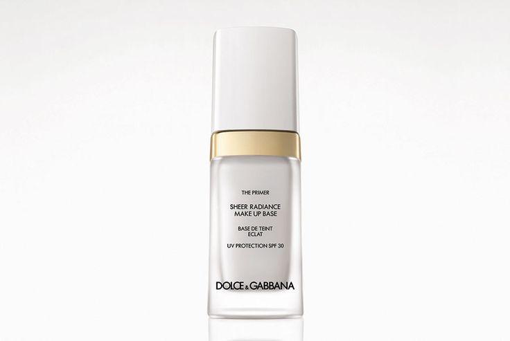 Сияющая основа под макияж The Primer Dolce & Gabbana база под макияж защита от солнца