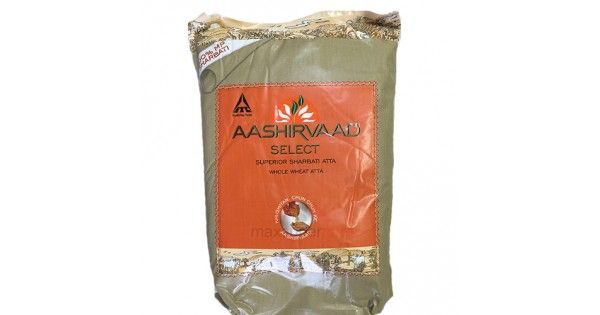 Aashirvaad Sharbati Atta | Buy Aashirvaad Atta | Maxsupermart.com