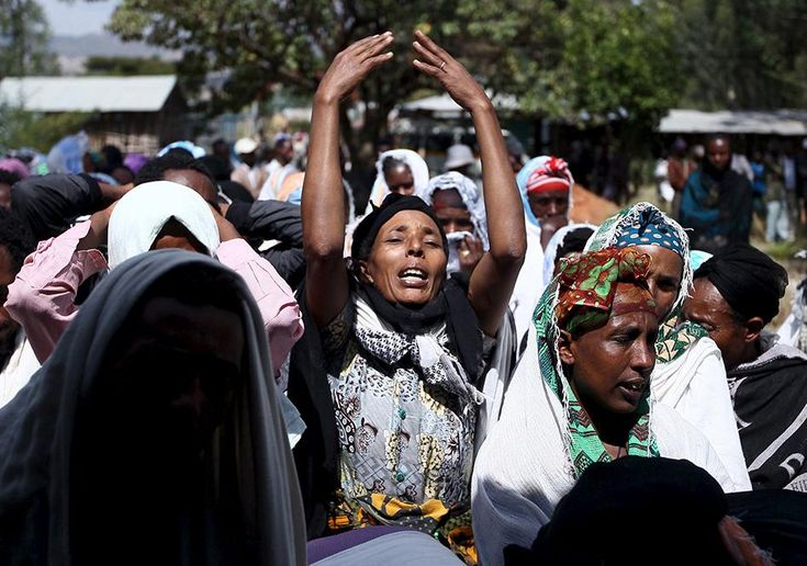 The Ethiopian government is reportedly continuing its crackdown on the Oromo people. According to the New York-based Human Rights Watch, about 200 protesters have been killed in the latest government operation. Oromia, home to the Oromo people, is Ethiopia's largest region. Demonstrations in the region broke out when the government attempted to clear a forest …