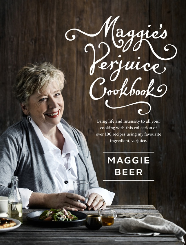 Maggie Verjuice Cookbook