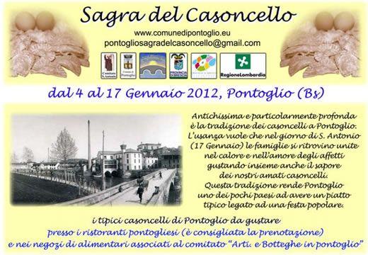 Sagra del casoncello di Pontoglio http://www.panesalamina.com/2012/931-sagra-del-casoncello-di-pontoglio.html