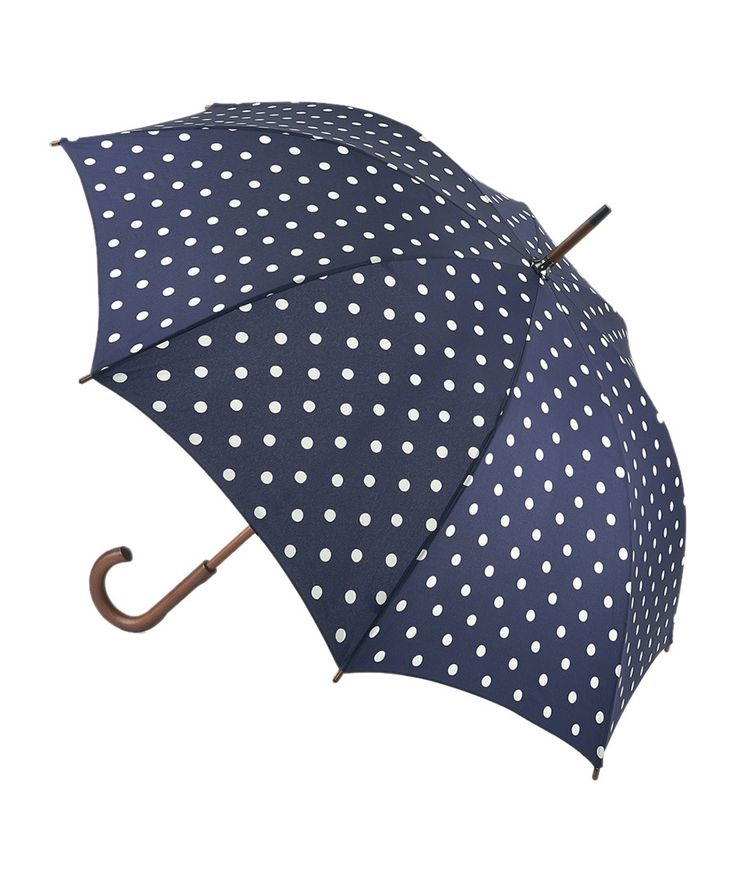 Spot+navy+umbrella+by+Cath+Kidston+on+secretsales.com