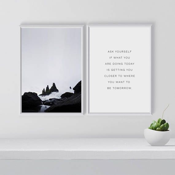 Hey, I found this really awesome Etsy listing at https://www.etsy.com/listing/572070348/inspirational-print-set-wall-art-set