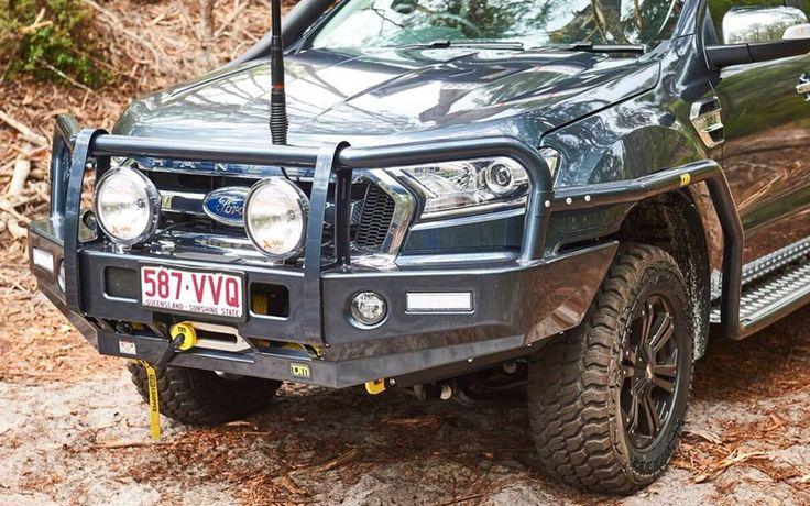 TJM Outback Bull Bar Suit Ford Ranger PX MKII TJM