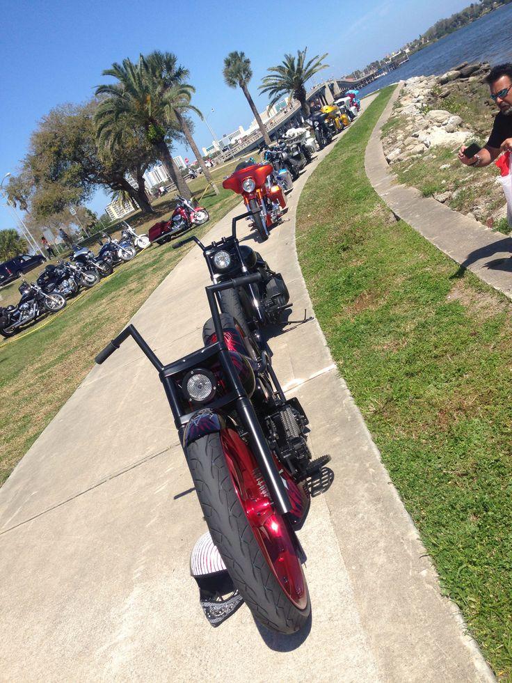 Daytona Bike Week 2014 ChoppedBaggers