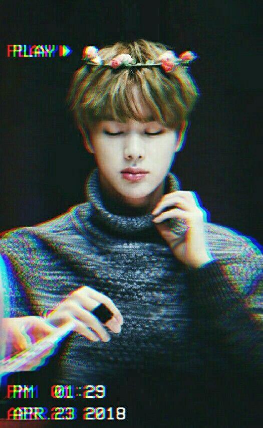 #Jin follow me ωωω