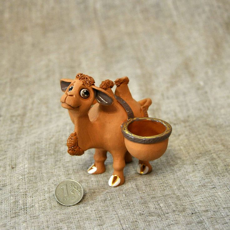 Купить Верблюдик - трудяга из каравана. - Керамика, керамика ручной работы, керамика верблюд, верблюд, караван