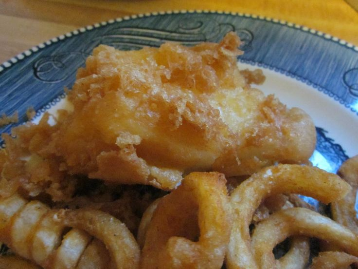 """Beer Batter for Fish 
