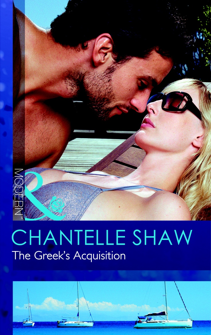 Ok, ok, so we know it's not Monday but we have Chantelle Shaw coming in to Romance HQ today and we're really excited! Interview to follow :) x