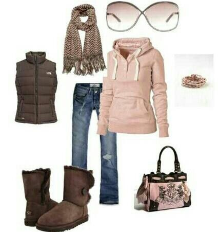 Nice fall outfit