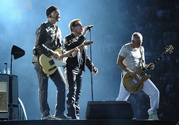 U2 Will Be Jimmy Fallon's First Musical Guests on 'The Tonight Show'