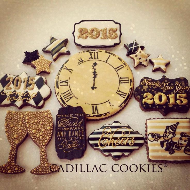 Happy New Year! | Cookie Connection