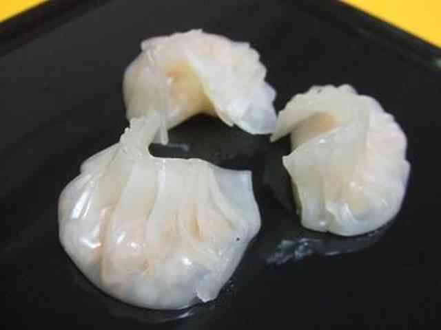 簡単本格中華◇エビ蒸し餃子 by さちくっかりー