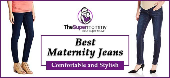 You know you truly need to invest in the best maternity jeans when you can no longer do the button of your favorite jeans.  Trust me; you'll love these trousers for the few months you'll wear them as they're designed to accommodate your growing bump comfortably.
