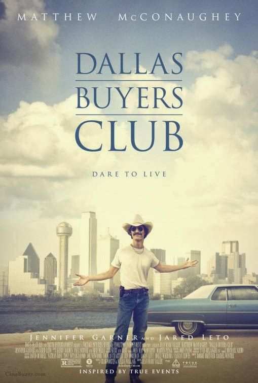 awesome Dallas Buyers Club Movie Review: More Than Brilliant