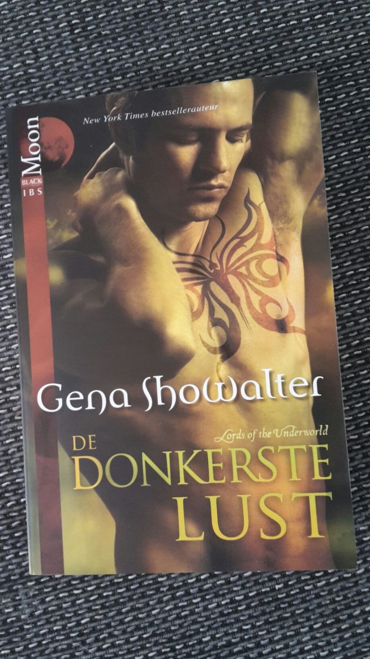 lord of the underworld  dl.4    de donkerste kus - Gena Showalter