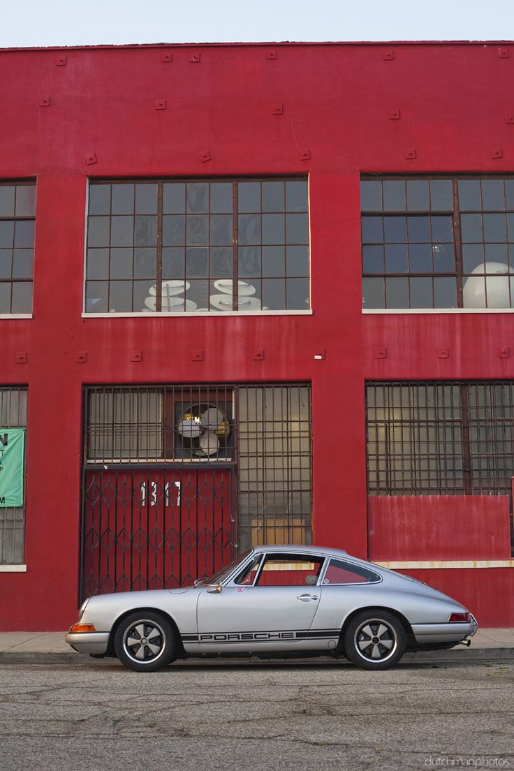 dutchmanphotos:  Magnus Walker - Downtown Los Angeles