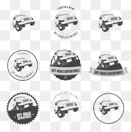All Free Vector: Jeep Logo Free Vector