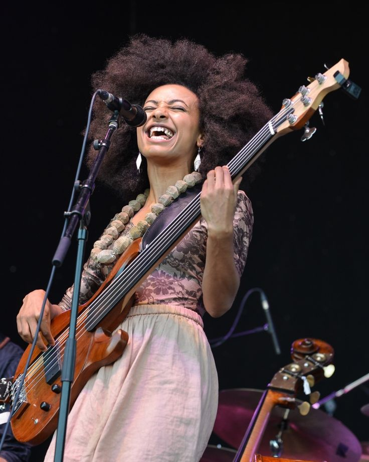 Esperanza Spalding | GRAMMY.com: Jazz Festival, Esperanza Spalding, Photo, Aint Nothin