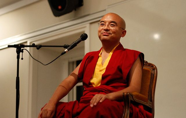 """The relationship between emptiness and experience ~ Mingyur Rinpoche http://justdharma.com/s/691xk  The relationship between emptiness and experience isn't so simple or rather it's so simple that it's easy to miss.  – Mingyur Rinpoche  from the book """"The Joy of Living: Unlocking the Secret and Science of Happiness"""" ISBN: 978-0307347312  -  https://www.amazon.com/gp/product/0307347311/ref=as_li_tf_tl?ie=UTF8&camp=1789&creative=9325&creativeASIN=0307347311&linkCode=as2&tag=jusdhaquo-20"""