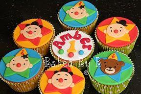 Bumba cupcaked