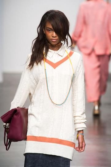 Sporty Style: 10 Ways to Wear the Athletic Runway Trend This Spring | StyleCaster