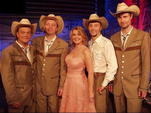 Texas Lightning - Teilnehmer Deutschland beim Eurovision Song Contest 2006