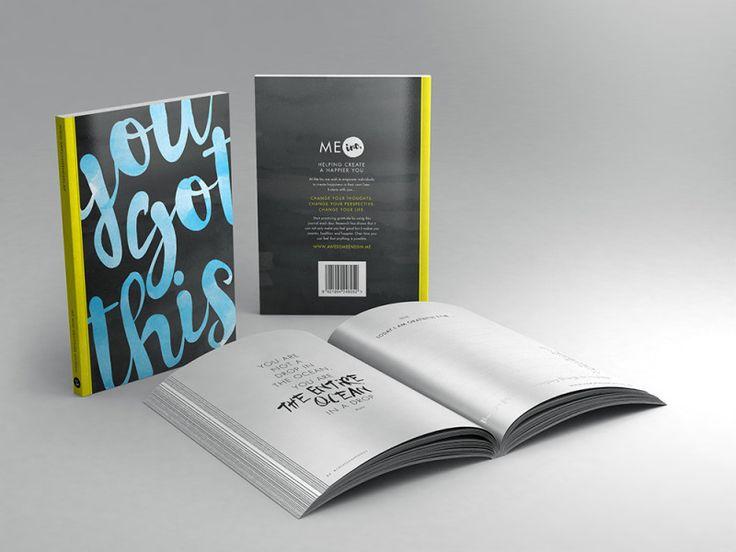 Mini Gratitude Journal - You Got This just NZD$15.95 worldwide shipping Gratitude Journal   Happiness   Boost Self Esteem
