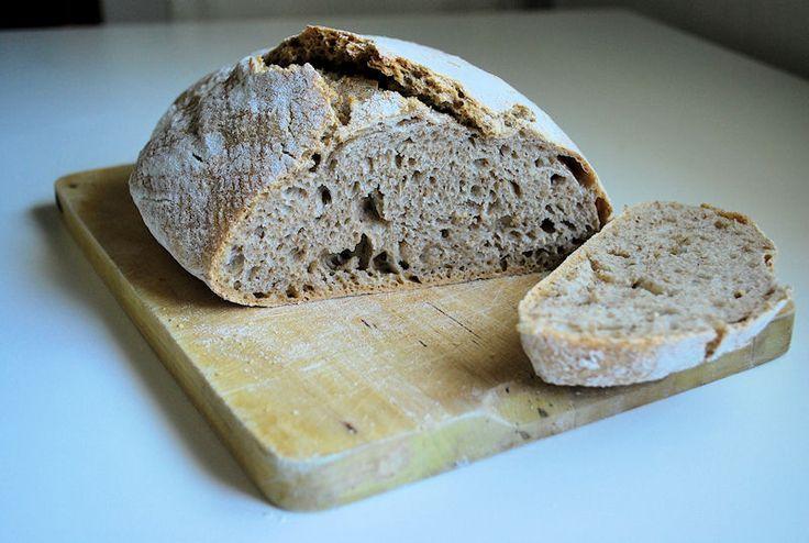 Pane integrale senza impasto ricetta facile e veloce