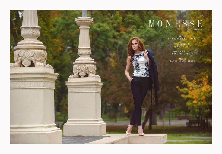 Monesse PhotoShooting   Toamna 2014