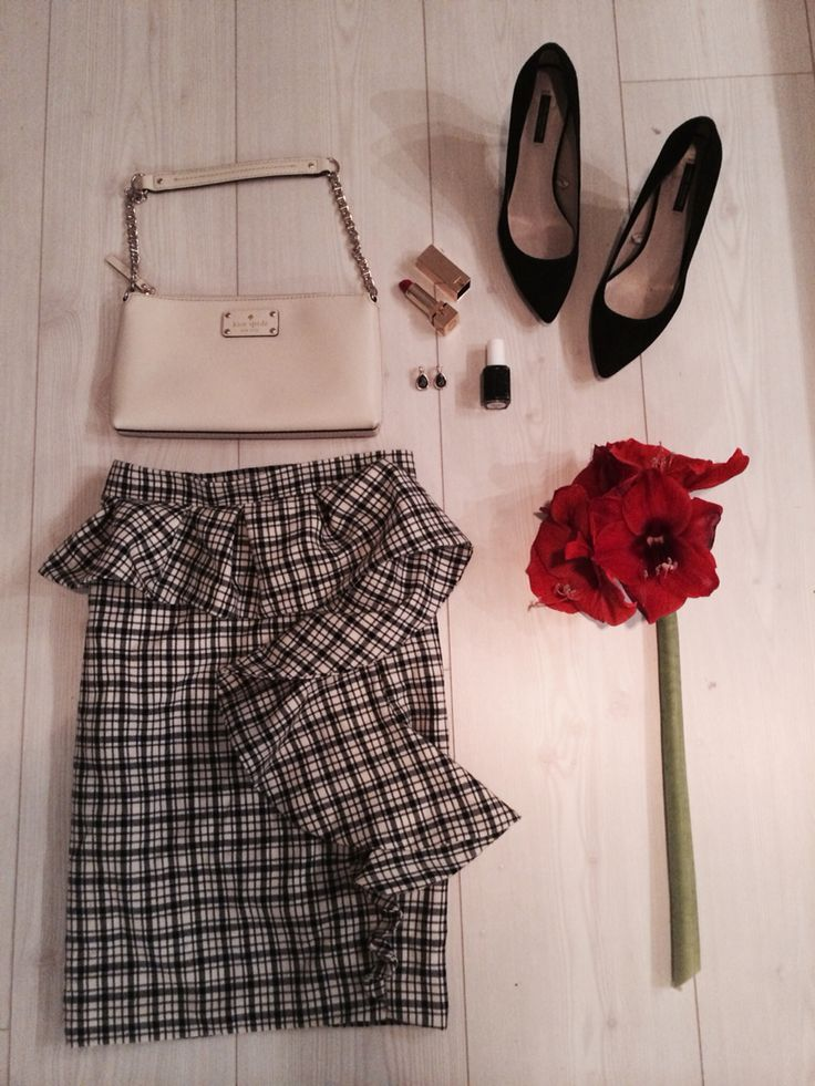 Christmas inspiration- skirt from Vanadis Milano