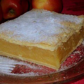 Egy finom Házi almás krémes ebédre vagy vacsorára? Házi almás krémes Receptek a Mindmegette.hu Recept gyűjteményében!