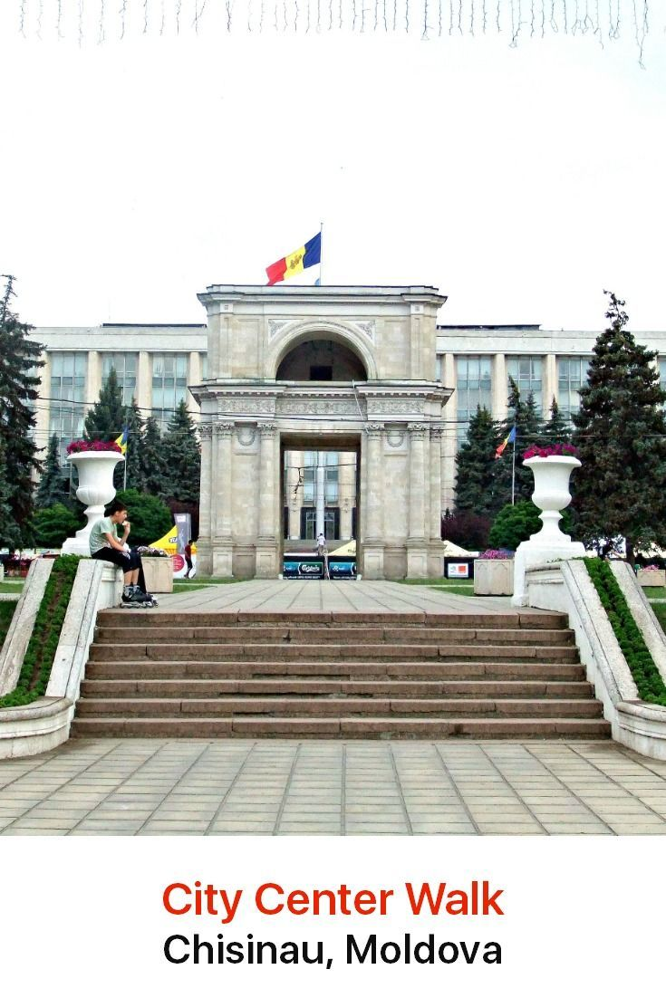 The city center is a perfect place to explore the historical sights, cultural venues and shopping spots within a short and pleasant walking distance. Chisinau most famous landmarks are located here, including the statue of Stefan cel Mare, the Holly Gates and the Cathedral.