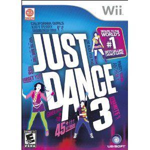 Just Dance 3 - Wii: Xbox 360, Just Dance, Gifts Ideas, Dance Games, Videos Games, Nintendo Wii, Kids, Wii Games, Xbox360