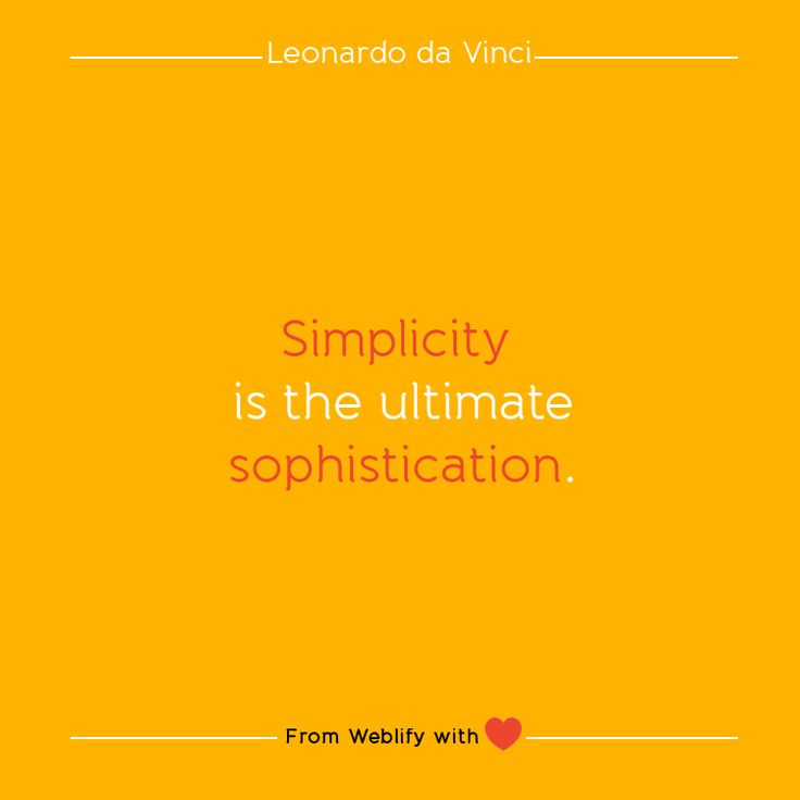 Inspiring coding quotes: Leonardo da Vinci