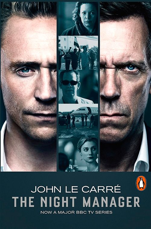 Special edition of le Carré's The Night Manager novel. Amazon UK: http://www.amazon.co.uk/Night-Manager-Penguin-Modern-Classics/dp/0241247527
