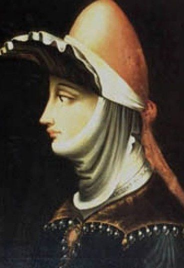 Matilde di Canossa or Matilda of Tuscany (1046-1115) was a powerful feudal ruler in northern Italy and the chief Italian supporter of Pope Gregory VII during the Investiture Controversy.  In addition, she was one of the few medieval women to be remembered for her military accomplishments, thanks to which she was able to dominate all the territories north of the Church States.