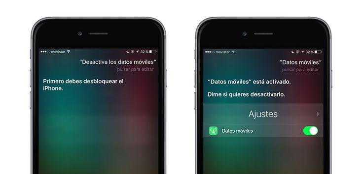 Un bug de Siri permite desactivar los datos móviles con el iPhone bloqueado - https://www.actualidadiphone.com/bug-siri-permite-desactivar-los-datos-moviles-iphone-bloqueado/