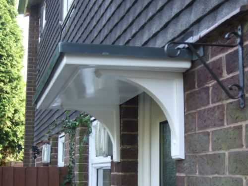 Driproll Grp Door Canopy Plus Free Brackets Canopies Frm 163