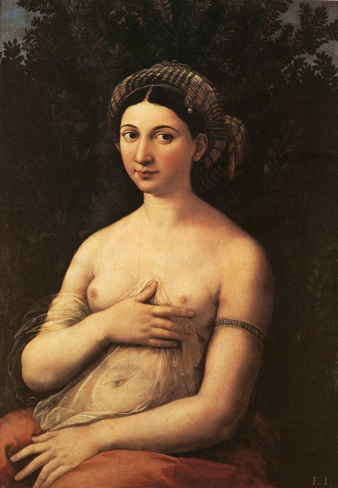 Η Φορναρίνα.(1519)