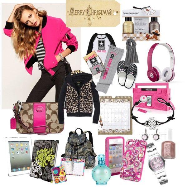 Great Christmas Presents For Teenage Girl.Teen Christmas Ideas